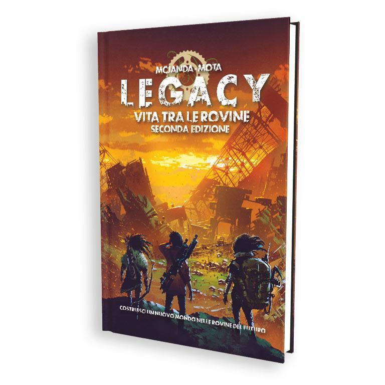 Legacy Cover Seconda Edizione